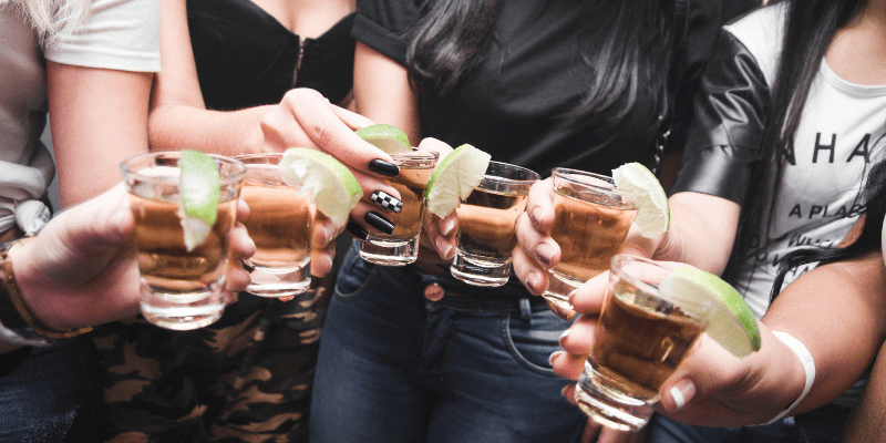The dangers of binge drinking on your health